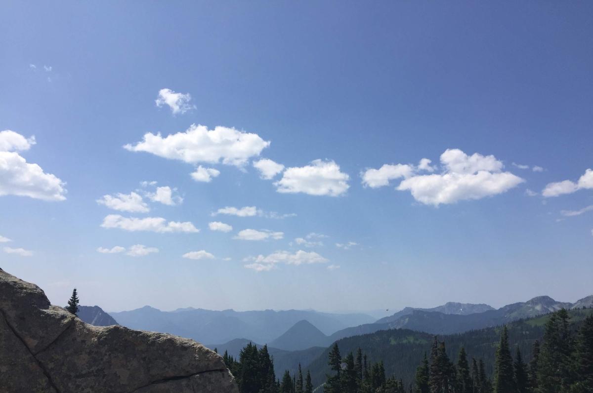 Skyline Trail – Mt. Rainier NationalPark